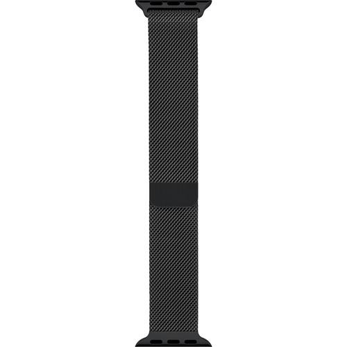 Apple Watch Milanese Loop (38mm, Space Black)