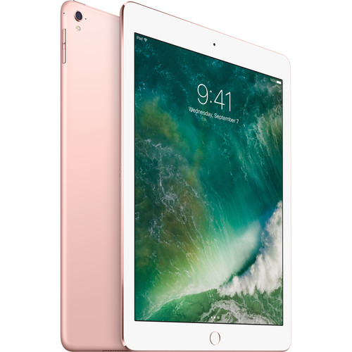 "Apple 9.7"" iPad Pro (128GB, Wi-Fi Only, Rose Gold)"