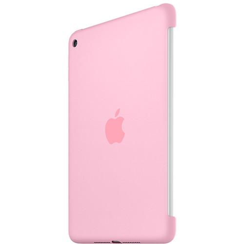 Apple iPad mini 4 Silicone Case (Light Pink)