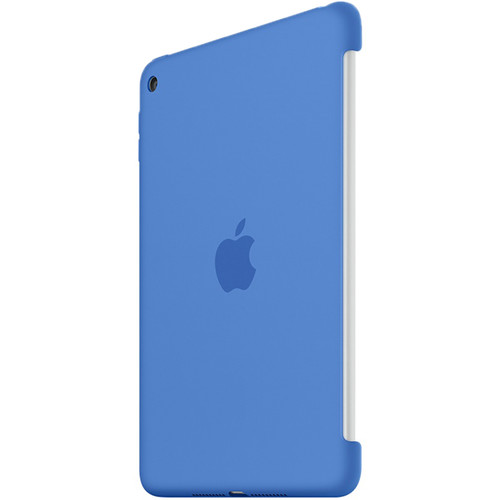 Apple iPad mini 4 Silicone Case (Royal Blue)