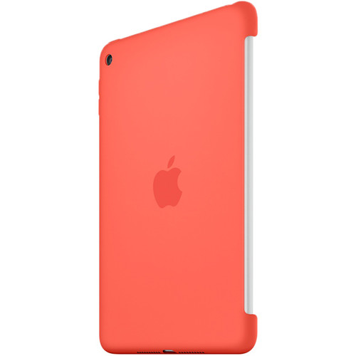 Apple iPad mini 4 Silicone Case (Apricot)
