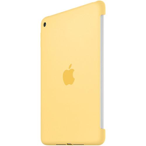 Apple iPad mini 4 Silicone Case (Yellow)