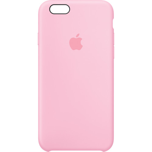 Apple iPhone 6/6s Silicone Case (Light Pink)