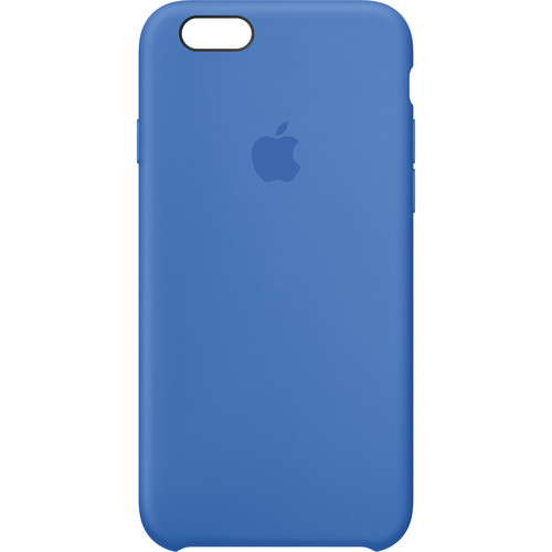 Apple iPhone 6/6s Silicone Case (Royal Blue)