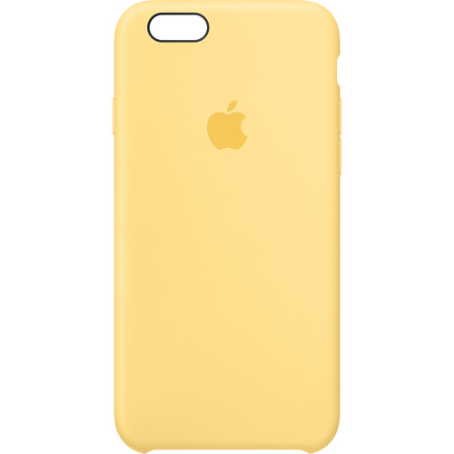 Apple iPhone 6/6s Silicone Case (Yellow)