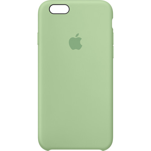 Apple iPhone 6/6s Silicone Case (Mint)