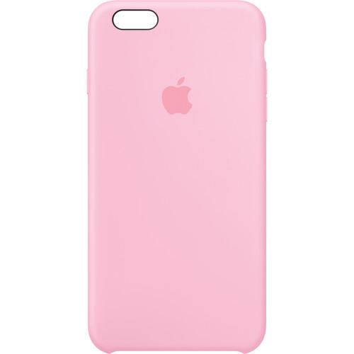 Apple iPhone 6 Plus/6s Plus Silicone Case (Light Pink)