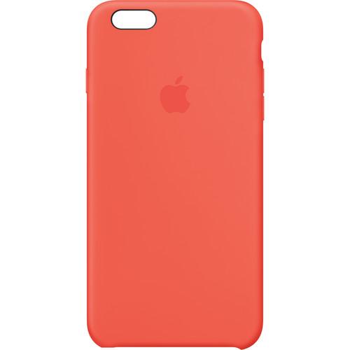 Apple iPhone 6 Plus/6s Plus Silicone Case (Apricot)