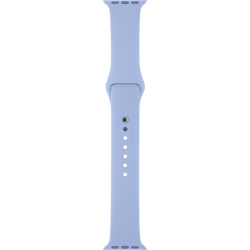 Apple Watch Sport Band (38mm, Lilac, Stainless Steel Pin)