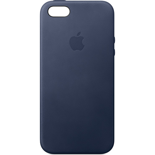 Apple iPhone 5/5s/SE Leather Case (Midnight Blue)