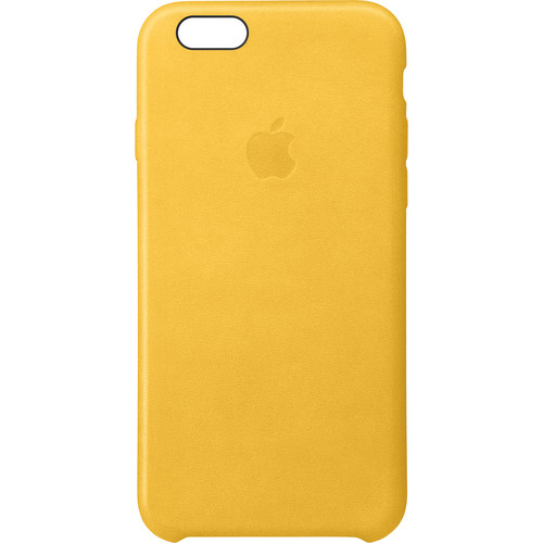 Apple iPhone 6/6s Leather Case (Marigold)