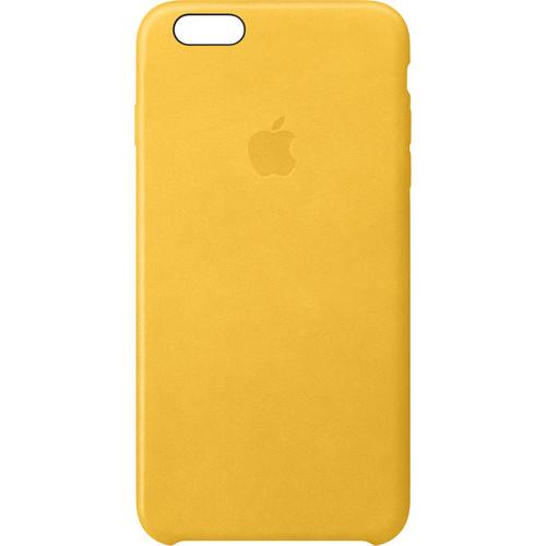 Apple iPhone 6 Plus/6s Plus Leather Case (Marigold)