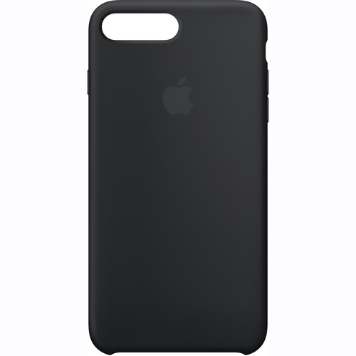 Apple iPhone 7 Plus Silicone Case (Black)