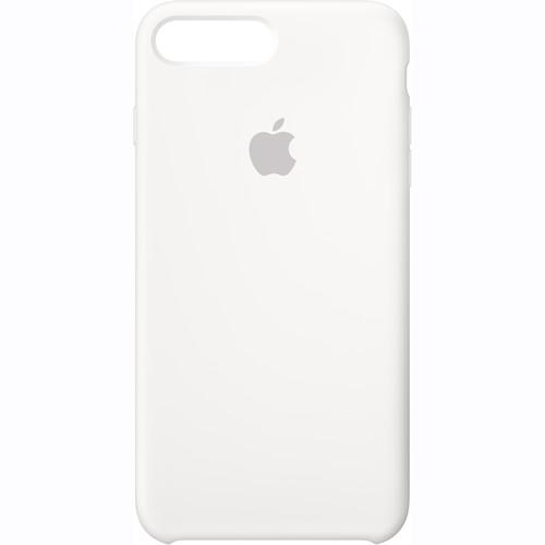 Apple iPhone 7 Plus Silicone Case (White)