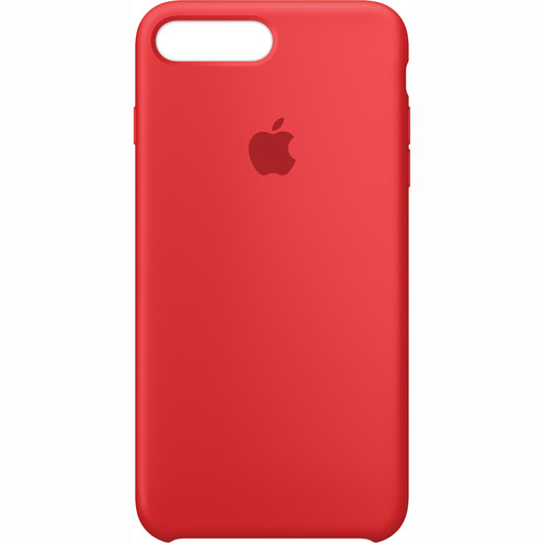 Apple iPhone 7 Plus Silicone Case ((PRODUCT)RED)