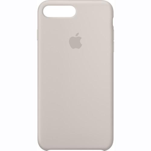 Apple iPhone 7 Plus Silicone Case (Stone)