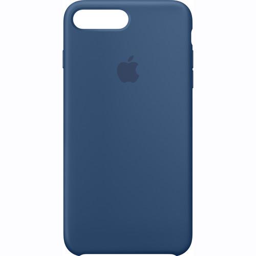Apple iPhone 7 Plus Silicone Case (Ocean Blue)