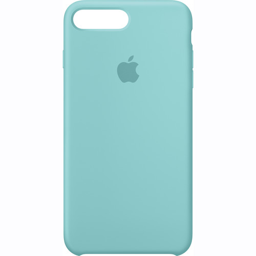 Apple iPhone 7 Plus Silicone Case (Sea Blue)