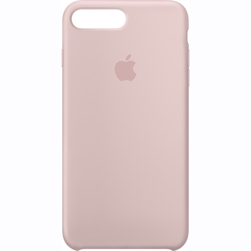 Apple iPhone 7 Plus Silicone Case (Pink Sand)