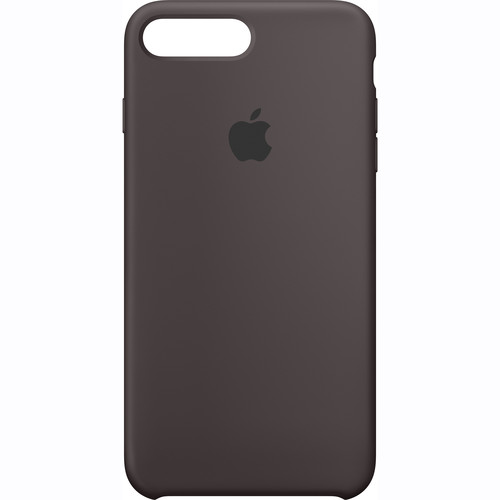 Apple iPhone 7 Plus Silicone Case (Cocoa)