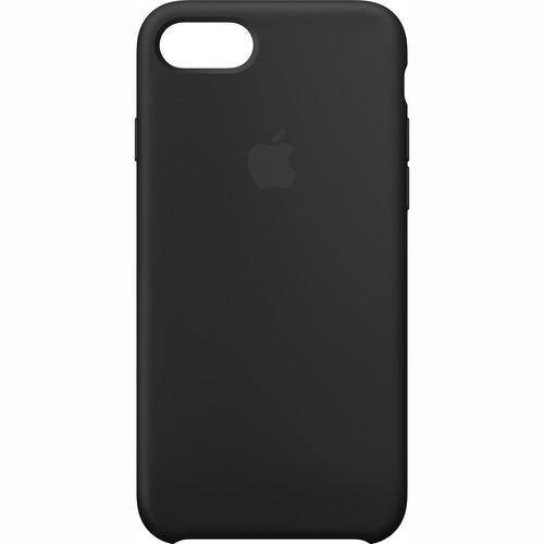 Apple iPhone 7 Silicone Case (Black)