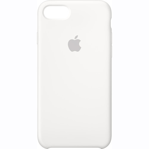 Apple iPhone 7 Silicone Case (White)