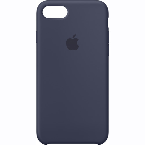 Apple iPhone 7 Silicone Case (Midnight Blue)