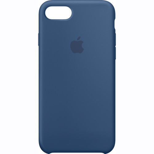 Apple iPhone 7 Silicone Case (Ocean Blue)