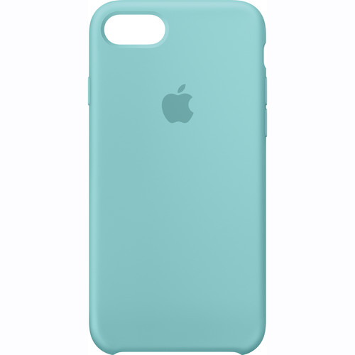 Apple iPhone 7 Silicone Case (Sea Blue)