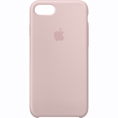 Apple iPhone 7 Silicone Case (Pink Sand)