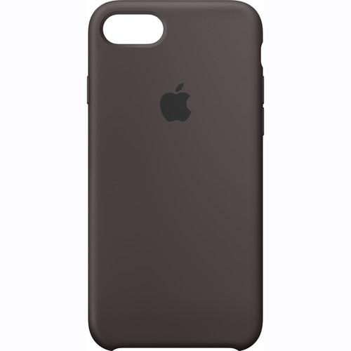 Apple iPhone 7 Silicone Case (Cocoa)