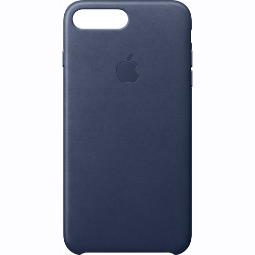Apple iPhone 7 Plus Leather Case (Midnight Blue)
