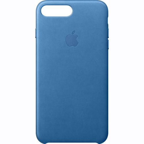 Apple iPhone 7 Plus Leather Case (Sea Blue)