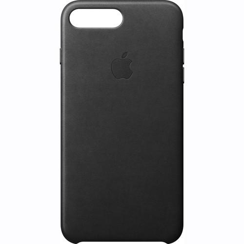 Apple iPhone 7 Plus Leather Case (Black)