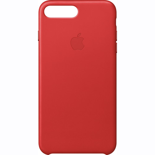 Apple iPhone 7 Plus Leather Case ((PRODUCT)RED)