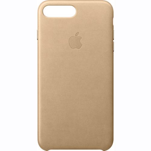 Apple iPhone 7 Plus Leather Case (Tan)