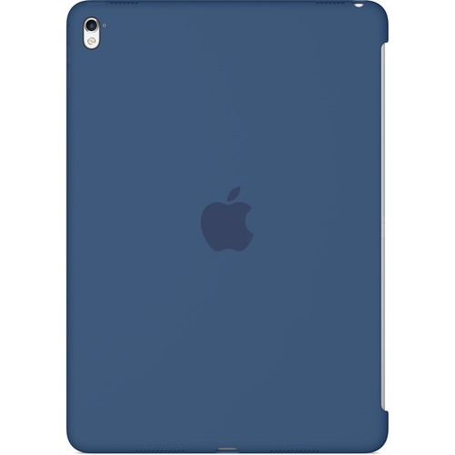"""Apple Silicone Case for 9.7"""" iPad Pro (Ocean Blue)"""