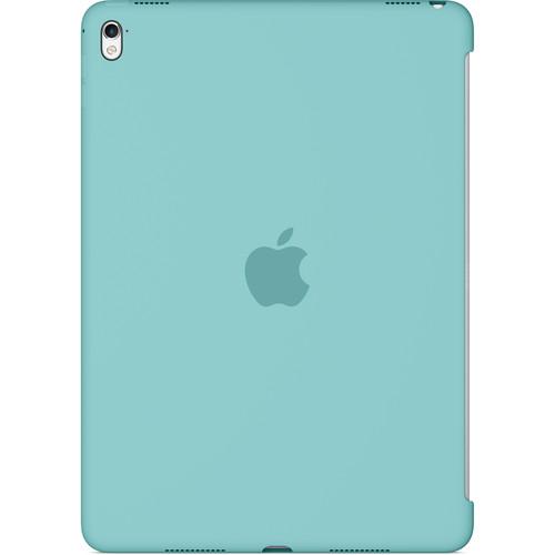 "Apple Silicone Case for 9.7"" iPad Pro (Sea Blue)"