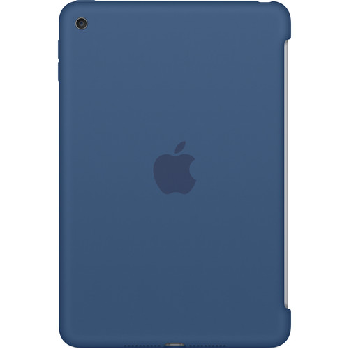 Apple iPad mini 4 Silicone Case (Ocean Blue)