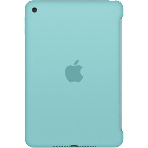 Apple iPad mini 4 Silicone Case (Sea Blue)