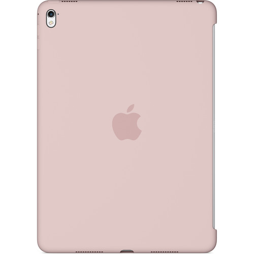 """Apple Silicone Case for 9.7"""" iPad Pro (Pink Sand)"""