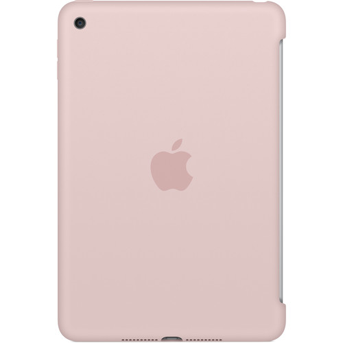Apple iPad mini 4 Silicone Case (Pink Sand)
