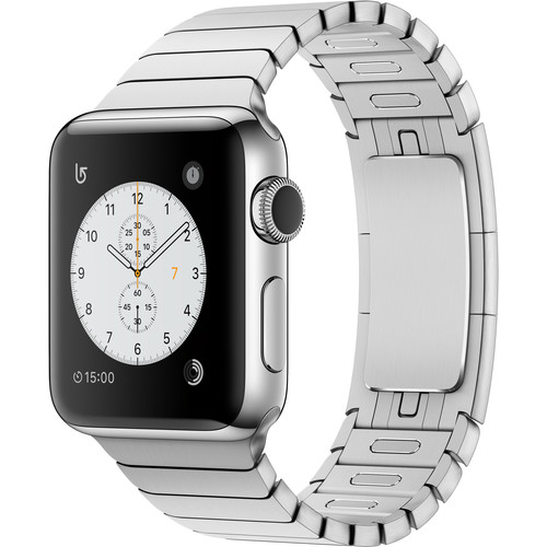 Apple Watch Series 2 38mm Smartwatch ( Stainless Steel Case, Link Band)
