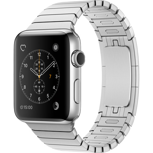 Apple Watch Series 2 42mm Smartwatch MNPT2LL/A B&H Photo Video