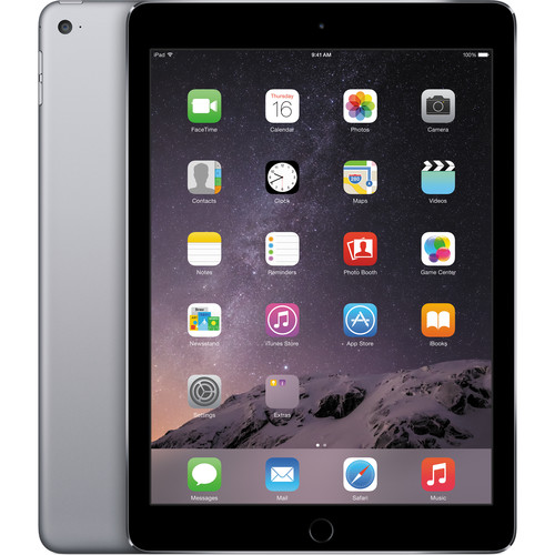 Apple 32GB iPad Air 2 (Wi-Fi Only, Space Gray)
