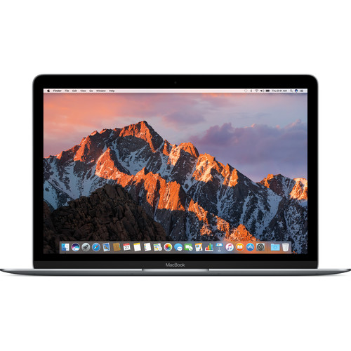 "Apple 12"" MacBook (Mid 2017, Space Gray)"