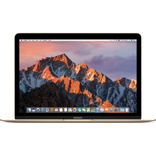 "Apple 12"" MacBook (Mid 2017, Gold)"