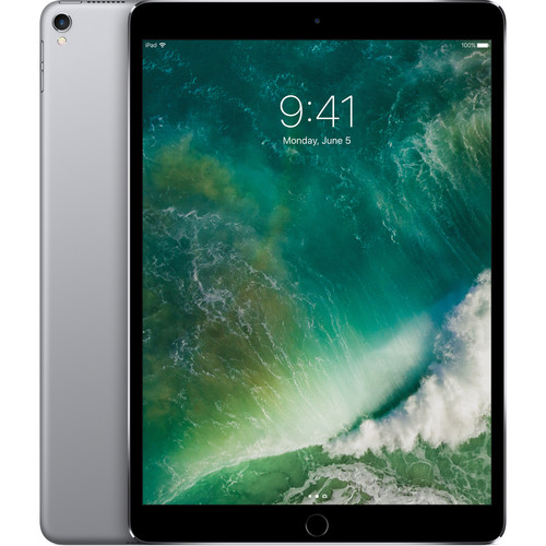 """Apple 10.5"""" iPad Pro (512GB, Wi-Fi, Space Gray)"""