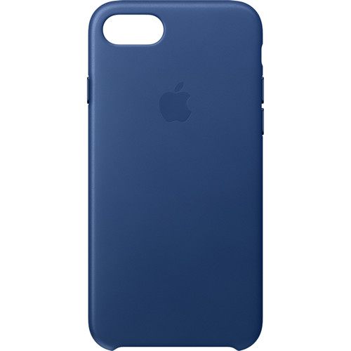 Apple iPhone 7 Leather Case (Sapphire)