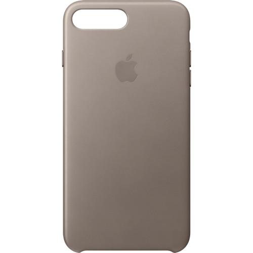 Apple iPhone 7 Plus Leather Case (Taupe)